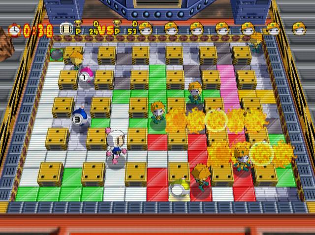 Bomberman Online Img 01